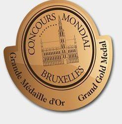 Pascual Larrieta Tempranillo Vendimia Seleccionada Gran Medalla de Oro en Bruselas 2021