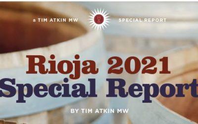 Artuke en el TOP del Reportaje Especial Rioja 2021 de Tim Atkin